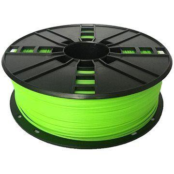 Gembird Filament NYLON zelený