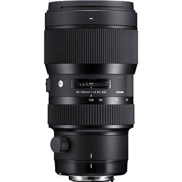 SIGMA 50-100mm f/1.8 DC HSM ART Canon