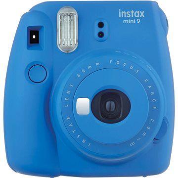 Fujifilm Instax Mini 9 tmavě modrý cena od 1490 Kč