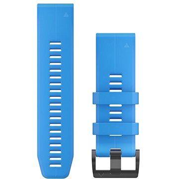 Garmin QuickFit 26 silikonový modrý