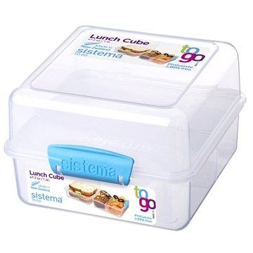 SISTEMA 1.4L Lunch Cube To Go Blue Online Range