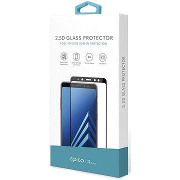 Epico Glass 2.5D pro Nokia 7 Plus - černé