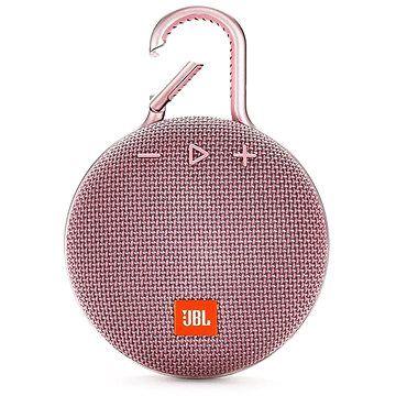 JBL Clip 3 růžový