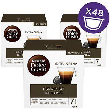 NESCAFÉ Dolce Gusto Espresso Intenso, 3 balení