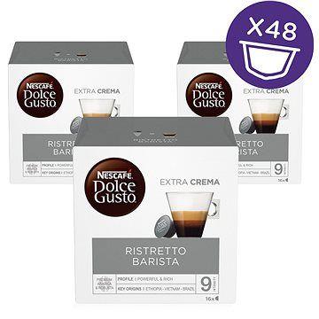 NESCAFÉ Dolce Gusto Espresso Barista, 3 balení