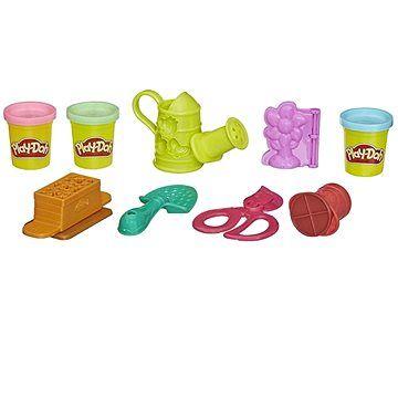 Hasbro Play-Doh Zahradnické náčiní