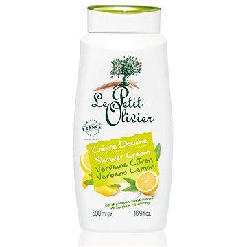LE PETIT OLIVIER Sprchový krém Verbena a citrón 500 ml