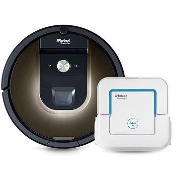 iRobot Roomba 980 + iRobot Braava jet 240
