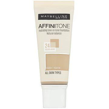 MAYBELLINE NEW YORK Affinitone 24 Golden Beige 30 ml