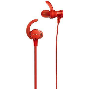 Sony MDR-XB510AS červená