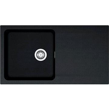 FRANKE OID 611 černý 940x510mm