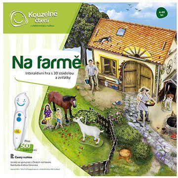 Albi Kouzelné čtení - Hra Farma 3D