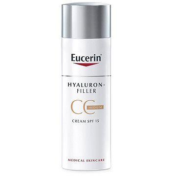 EUCERIN Hyaluron-Filler CC Cream SPF15 Medium 50ml