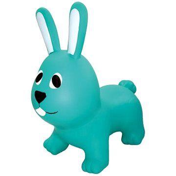 Gerardo´s Toys Jumpy Králíček tyrkysový cena od 0 Kč