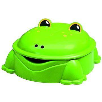 Paradiso Žába zelená s víkem
