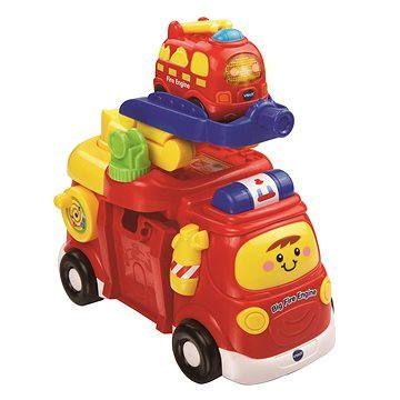 Vtech Tut Tut Velké hasičské auto CZ