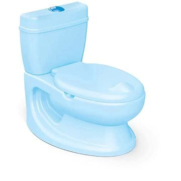 Dolu Dětská toaleta - modrá
