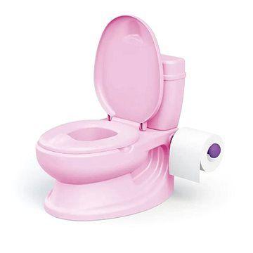 Dolu Dětská toaleta - růžová