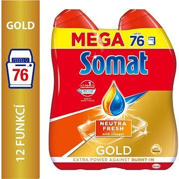 SOMAT Gold Neutra Fresh 2× 684 ml (76 dávek)