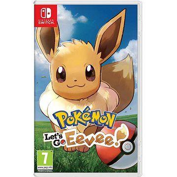 Pokémon company Pokémon Lets Go Eevee! - Nintendo Switch