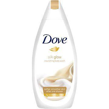 DOVE Silk Glow 750 ml