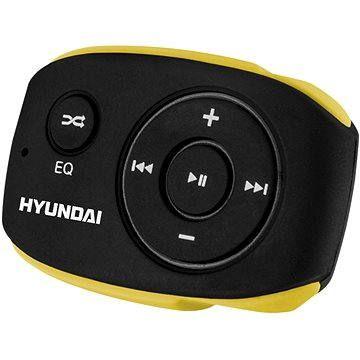 Hyundai MP 312 4GB černo-žlutý