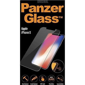 PanzerGlass pro Apple iPhone X/XS