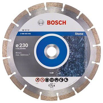 BOSCH Standard for Stone 230x22.23x2.3x10mm