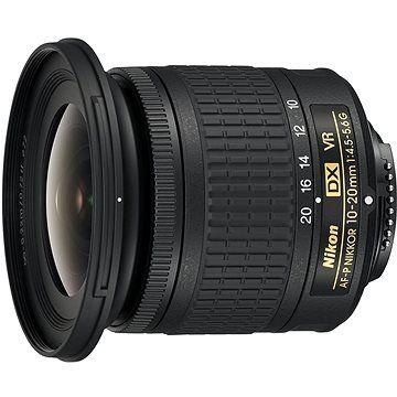Nikon NIKKOR 10-20mm f/4.5-5.6G AF-P VR DX