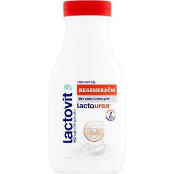 LACTOVIT Lactourea Sprchový gel regenerační 300 ml cena od 57 Kč