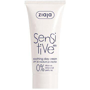ZIAJA Sensitive Denní krém SPF20 50 ml