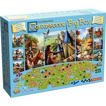 MINDOK Carcassonne: Big Box 2017