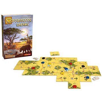 MINDOK Carcassonne - Safari