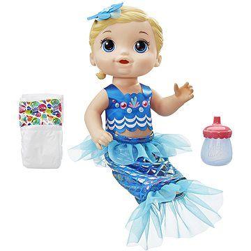 Hasbro Baby Alive Blond mořská panna cena od 516 Kč