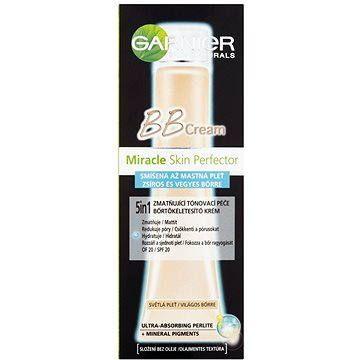 GARNIER BB Cream Miracle Skin Perfector 5v1 světlá 40 ml