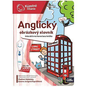 Albi Kouzelné čtení - Anglický obrázkový slovník