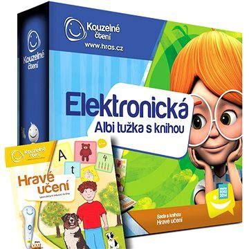 Albi Kouzelné čtení - Elektronická tužka s knihou Hravé učení cena od 399 Kč