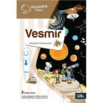 Albi Kouzelné čtení - Puzzle Vesmír cena od 312 Kč