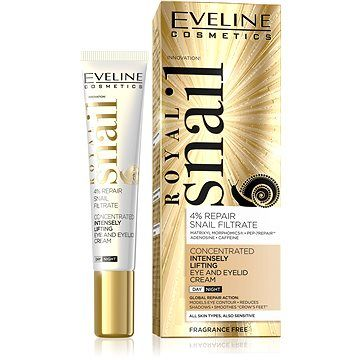 EVELINE Cosmetics Royal Snail Eye Cream 20ml