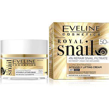 EVELINE Cosmetics Royal Snail Day And Night Cream 50+ 50 ml