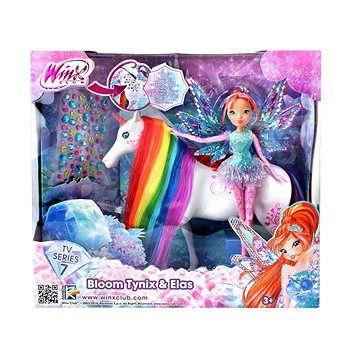 Rainbow WinX: Bloom Tynix a Elas The Unicorn
