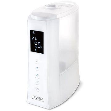 Airbi TWIN ultrazvukový zvlhčovač vzduchu – bílý
