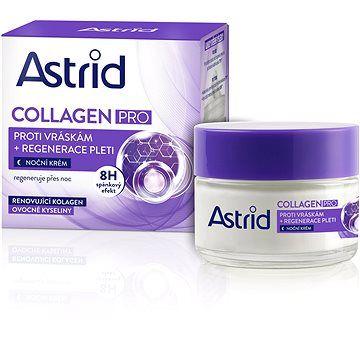 ASTRID Collagen Pro Noční krém proti vráskám 50 ml