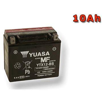 YUASA YTX12-BS, 12V, 10Ah