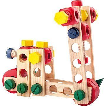 Woody Montážní stavebnice - konstruktér 100 ks cena od 0 Kč