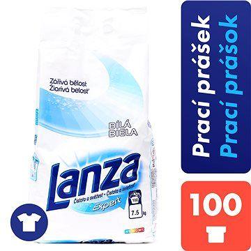 LANZA Expert Bílá 7,5 kg (100 praní)