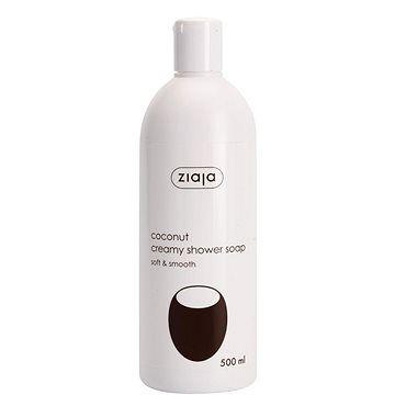 ZIAJA Kokosový ořech Krémové sprchové mýdlo 500 ml