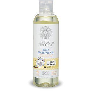 NATURA SIBERICA Little Siberica Baby Massage Oil 200 ml