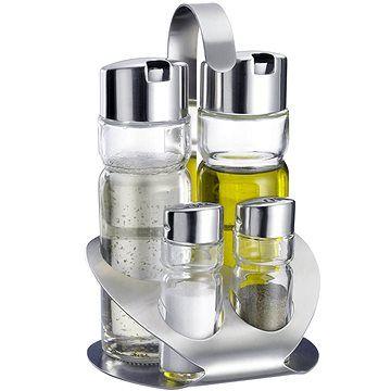 WESTMARK Stolní souprava sůl, pepř, olej, ocet Wien