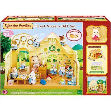 Olymptoy Sylvanian Families Dárkový set Lesní školka s příslušenstvím